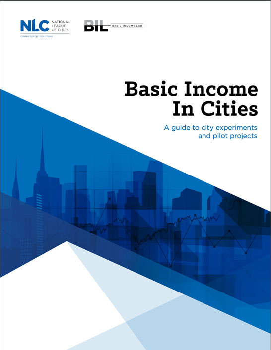 Basic Income Toolkit Cover Illustration and Link to Report